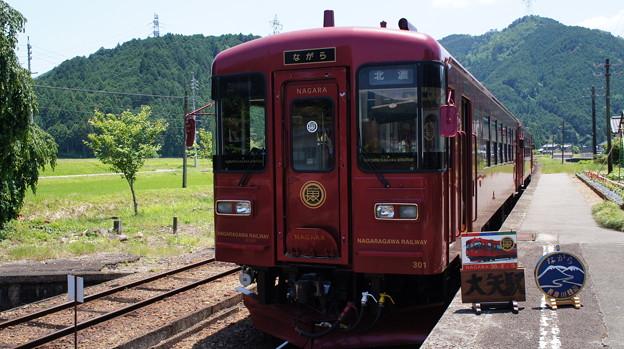 長良川鉄道 ナガラ300形 301