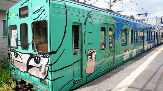 伊賀鉄道 200系 SE55