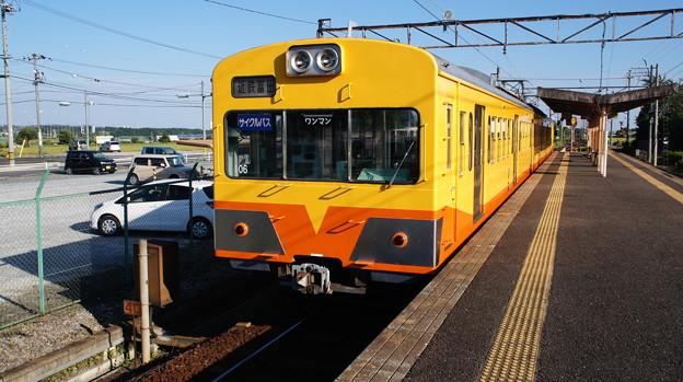 三岐 101系 105F