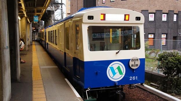 四日市あすなろう鉄道 260系 U61