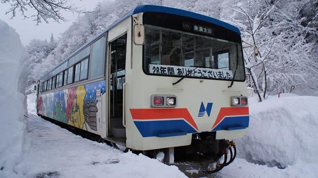 長良川鉄道 ナガラ1形 10