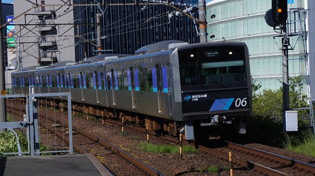 あおなみ線 1106F