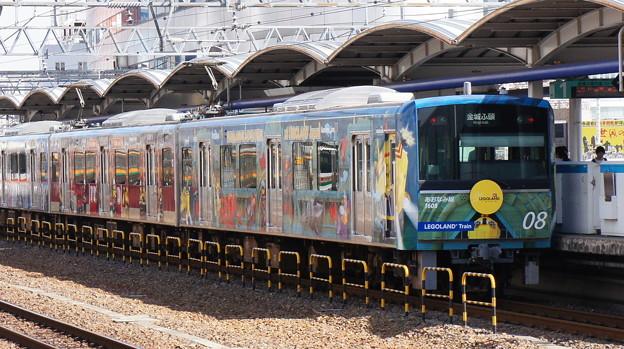 あおなみ線 1108F
