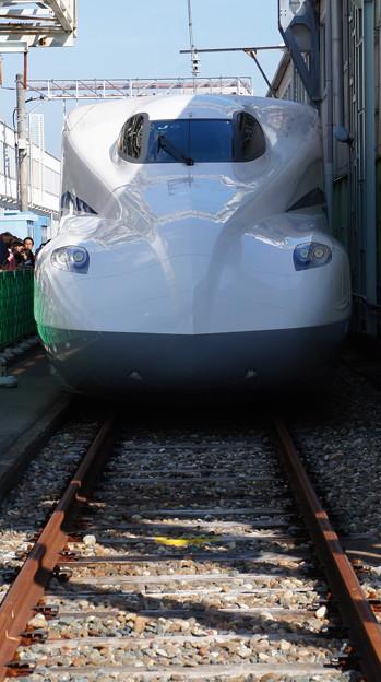 写真: N700S系 J0