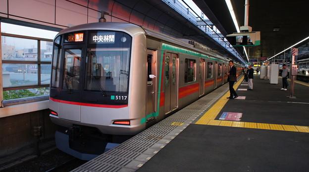 東急 5000系 5017F