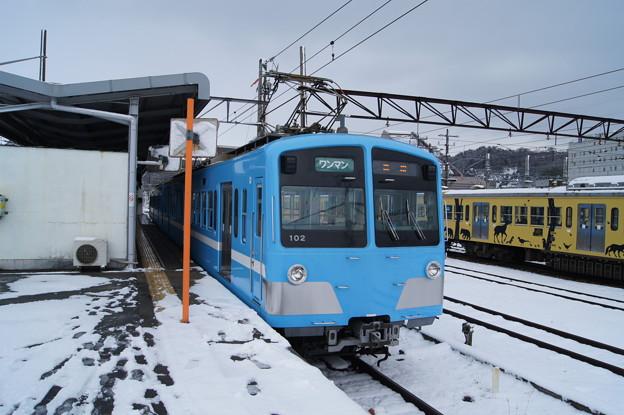 近江鉄道 100形 102F