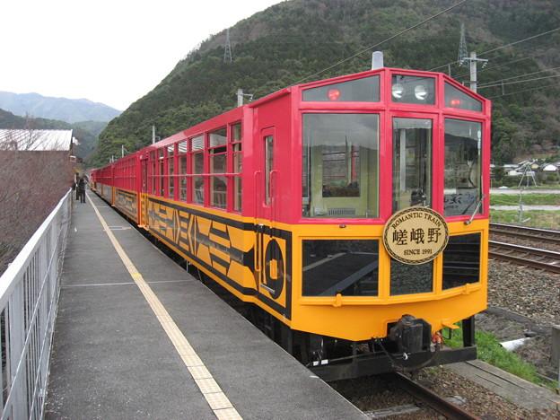 嵯峨野観光鉄道 SK200-1