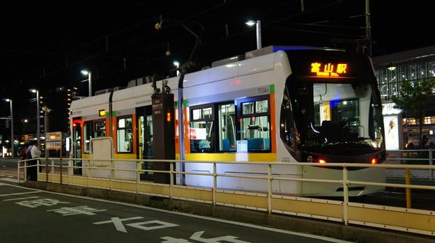富山地鉄 T104