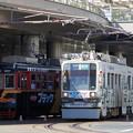 Photos: 3201と787