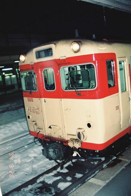 JR北海道 キハ53 505