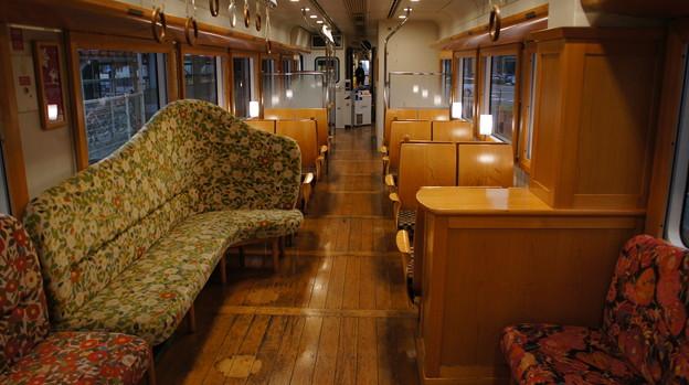 くま川鉄道 KT-501 車内