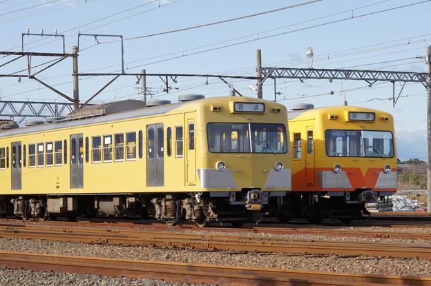 三岐鉄道 801系 805Fと801F