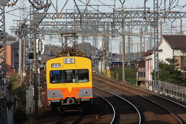 三岐鉄道 101系 105F