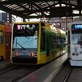 Photos: 鹿児島市電 9509と7503と9503
