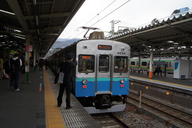 Photos: 伊豆急 8000系 TB-4