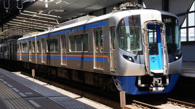 西鉄 3000形 3113F