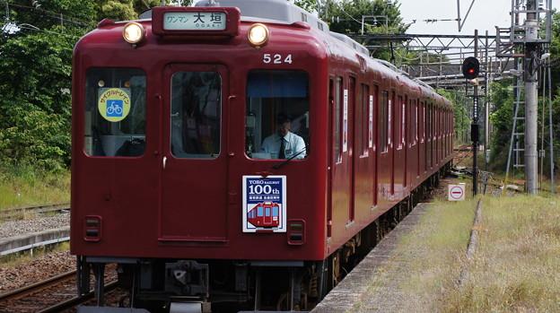 養老鉄道 620系 D24