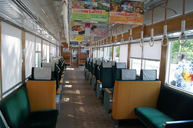 阪急6300系 6353F 車内
