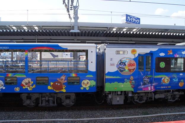 JR四国 キクハ32-502+キロ185 26