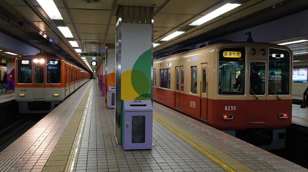 阪神 8000系 8235Fと8239F