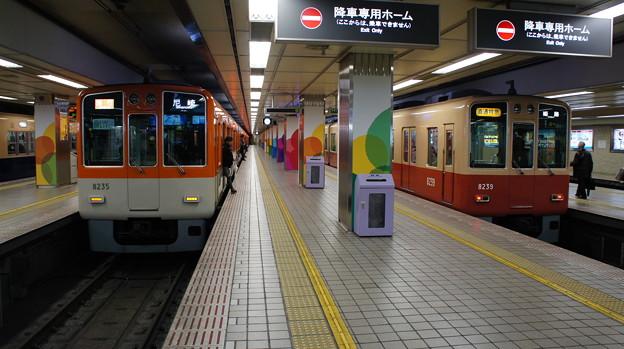 阪神8000系 8235Fと8239F