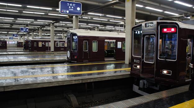 阪急8000系 8020F