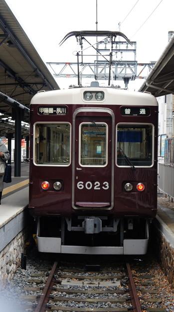 阪急6000系 6023F