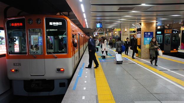 阪神 8000系 8225Fと9000系 9203F