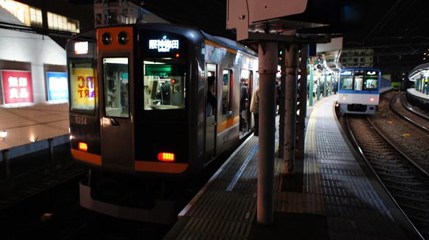 阪神9000系 9203Fと5500系 5515F