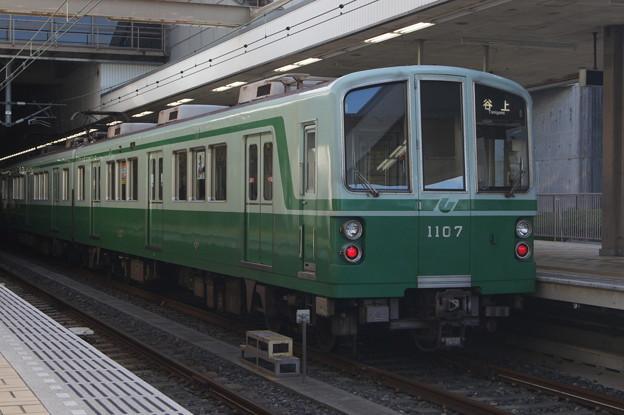 神戸市営 1000系 1107F