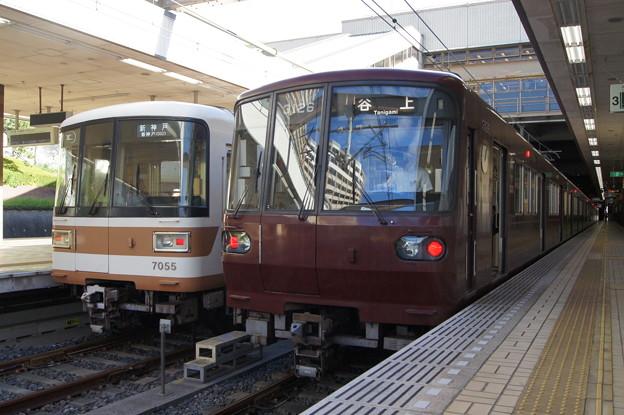 北神急行 7000系と神戸市営 3000系 31F