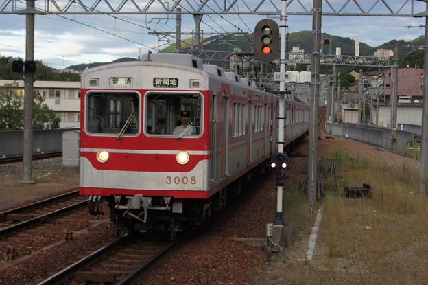 神戸電鉄 3000系 3007F
