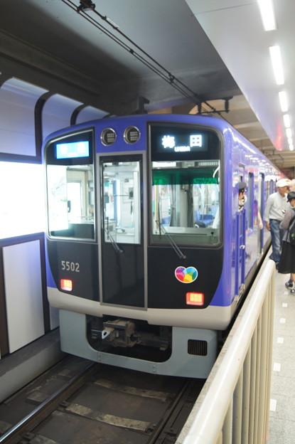 阪神 5500系 5501F