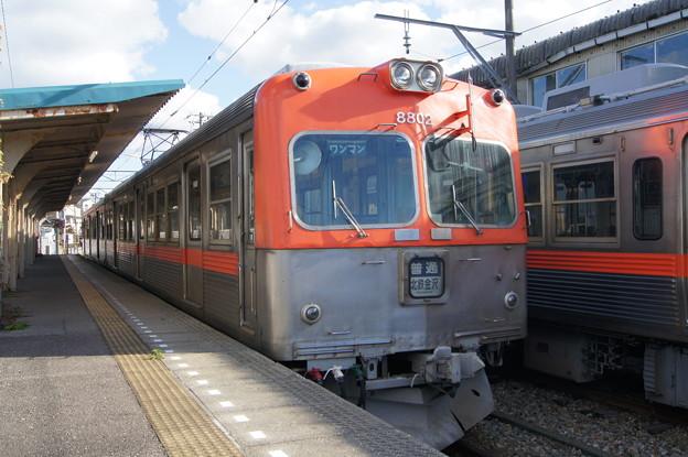 北陸鉄道 8000系 8802F