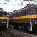 Photos: 三岐鉄道 ED5081とED455