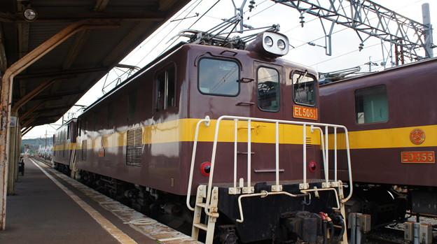 三岐鉄道 ED5081