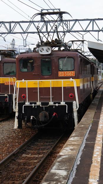 三岐鉄道 ED5082