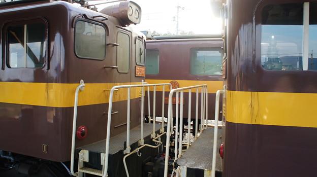 三岐鉄道 ED5082+ED5081