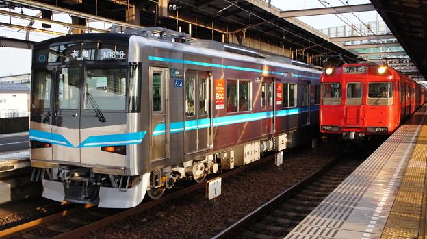 N3110Hと名鉄 112F