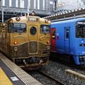 Photos: JR九州 キロシ47 9176とキハ200-565