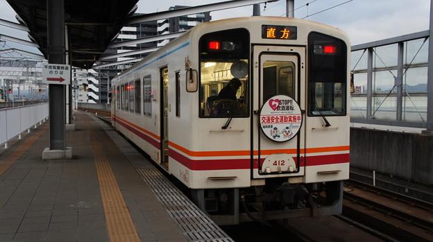 平成筑豊鉄道 412
