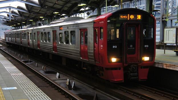 JR九州 813系 RM1107