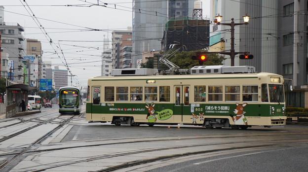 広島電鉄 802