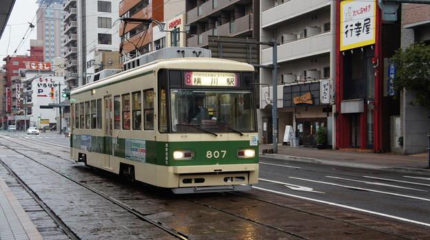 広島電鉄 807