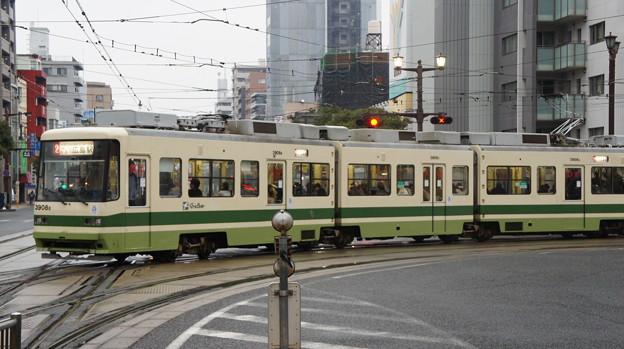 広島電鉄 3908