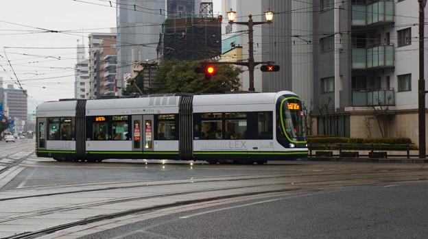広島電鉄 1001