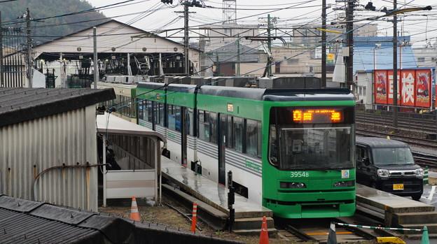 Photos: 広島電鉄 3954