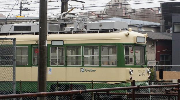 広島電鉄 3102
