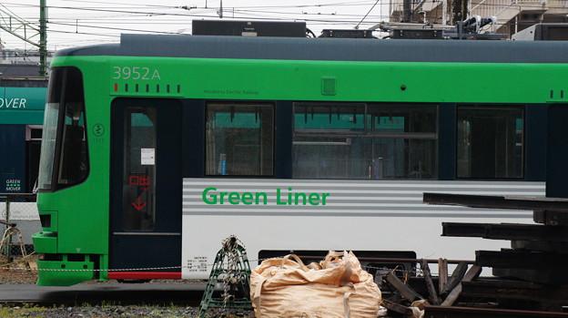 広島電鉄 3952