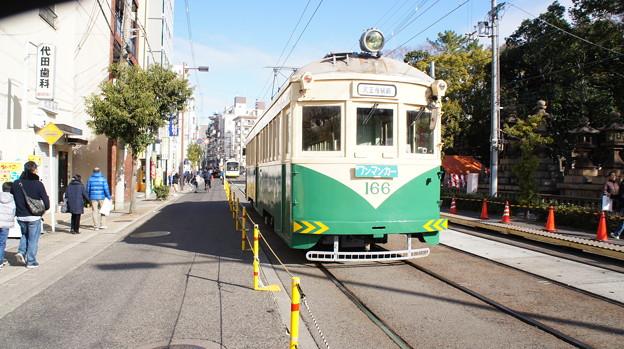阪堺電軌 166